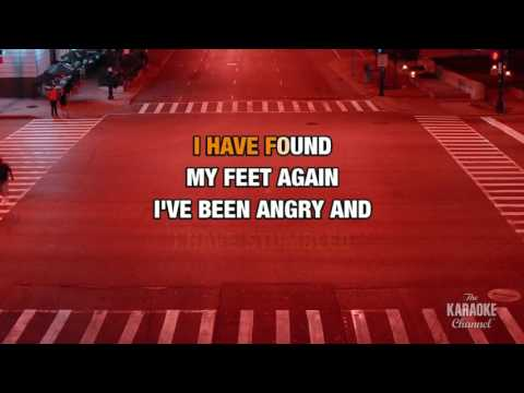 In This Life in the style of Delta Goodrem | Karaoke with Lyrics