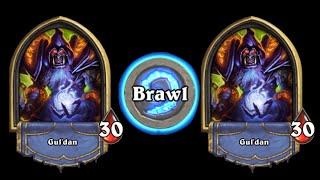 [Hearthstone] Warlock Brawl (Tavern Brawl #15, Underdog Rules)
