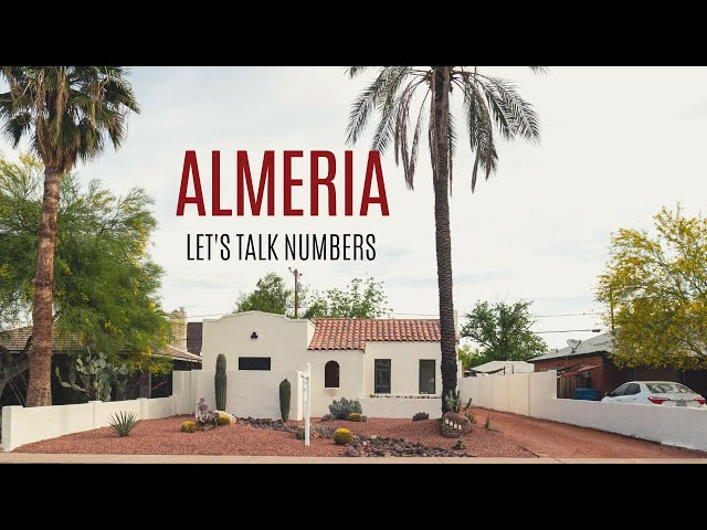 Andy Griffin Investments: Almeria
