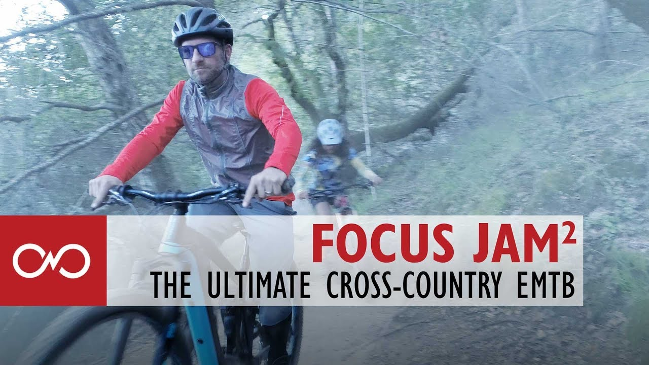 f750912b65a Review: Focus Jam² Electric Trail Bike - YouTube