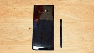 Galaxy Note 8 - Live Leak, Emperor Edition and Pre Order Road Map