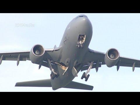 A310 Люфтваффе 10+23 Внуково 2019 VKO ВВС Германии