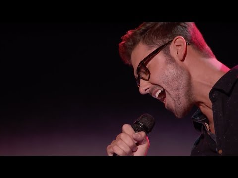 Can't Find My Way Home -  Ryan Quinn Blind Audition - The Voice Season 10