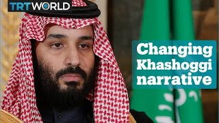 Changing Saudi official narrative since Khashoggi's disappearance thumbnail