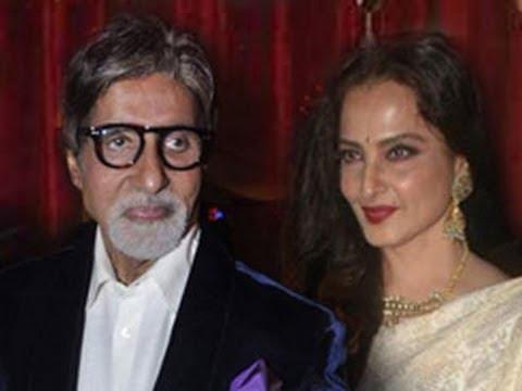 Amitabh Bachchan comments on Rekha