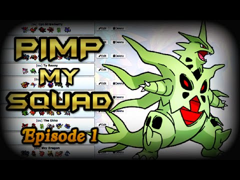 PIMP MY SQUAD w/ Emvee:  Ep #1 - Where Your Rocks Was At?