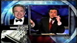 Colbert Live feat. Warren Beatty & Annette Bening 2005