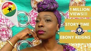 We hit 1 MIL Views🎉| Ebony Reigns Death | Ghana Police
