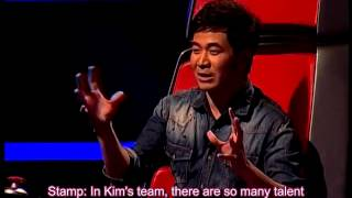 Nobody (Wonder Girls) - [ENG SUB] The Voice Thailand blind audition