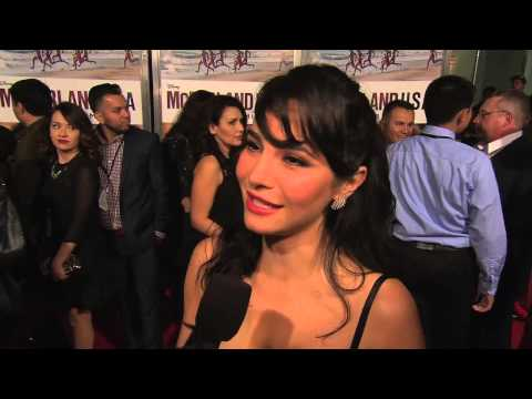 McFarland USA: Martha Higareda Official Premiere Interview