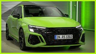 [최초공개]베이비 RS! 아우디 RS3 독일 현지 신차 발표회! (제로백 3.8초)