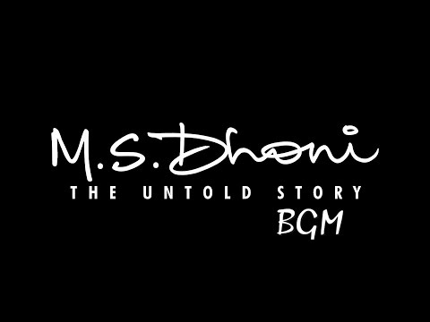 M.S.Dhoni - The Untold Story | Full movie...