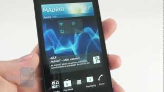 Sony Xperia P Review