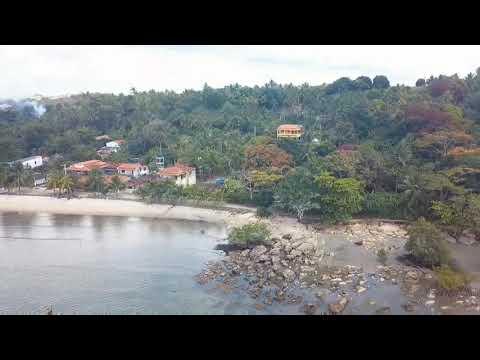 Vila de pescado Cova da Onça - Bahia