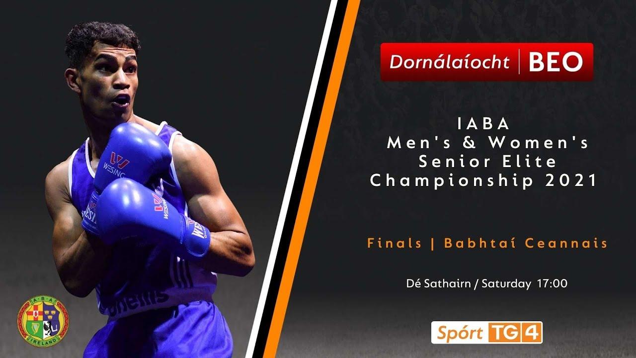 Download Dornálaíocht BEO   National Elite Boxing Championship Finals   02/10/21 BEO 17:00