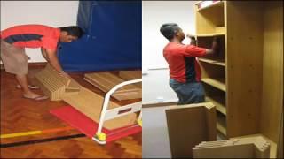 Senior Library Throwback!