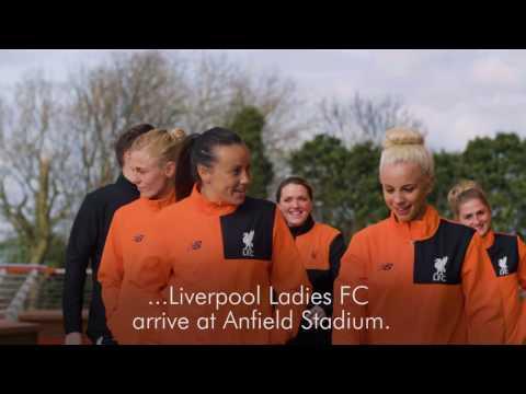 Avon announces partnership with Liverpool Ladies Football Club