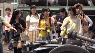 2016年8月6日(土)に開催されたイベント「鉄子の部屋」。ゲストに鉄道ア...