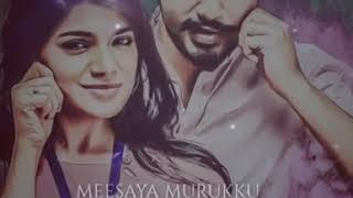 Meesaya murukku - dialogues video_whatsapp status_hip_hop_tamizha