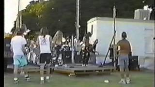 Sadus  live Sanger 12.08.1989