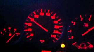 BMW e39 530i AT Acceleration