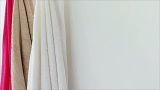 Latest Survey Says This Is How Often You Should Be Washing Your Bathroom Towels | Southern Living