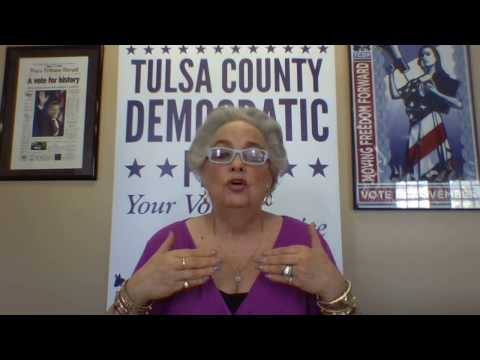 Tulsa County Democratic Party 2017 Convention by Elaine Dodd
