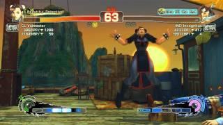 USFIV~ T.Hawk (IND Incognitus) vs.  Chun-li (GL Valmaster) HD
