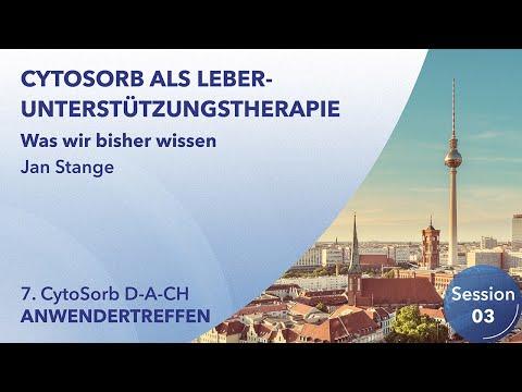 CytoSorb als Leberunterstützungstherapie - Was wir bisher wissen | Jan Stange
