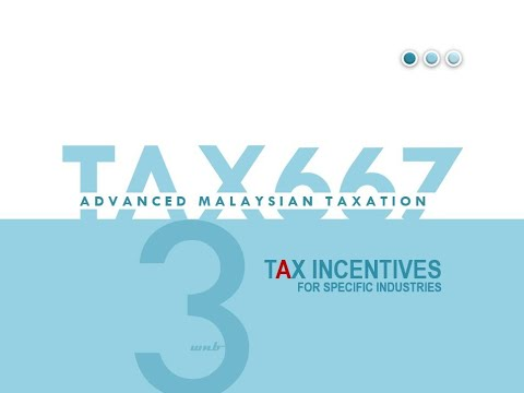 TAX667: Tax Incentives for Venture Capital Companies