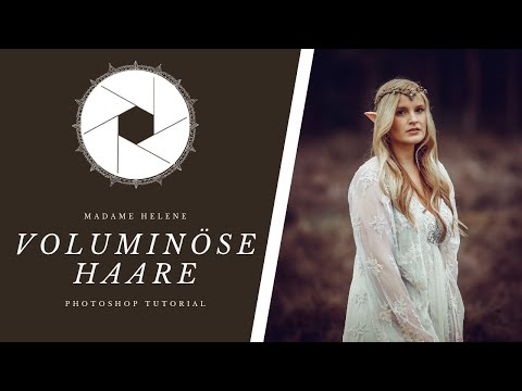 [Photoshop Tutorial] Voluminöse Haare thumbnail