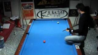 Amazing Pool Trick Shots #2  by Florian
