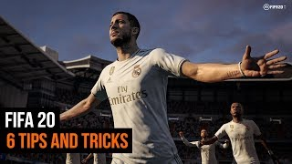 FIFA 20 - 6 Tips and Tricks