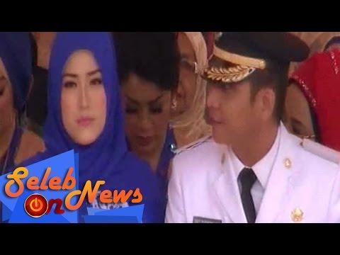 Pasha Ungu Dilantik Jadi Wakil Walikota Palu - Seleb On News (18/2)