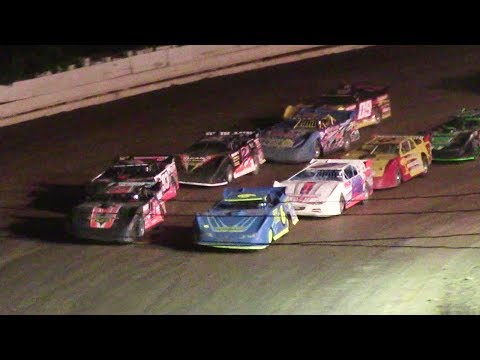 RUSH Crate Late Model Feature | Pittsburgh's Pennsylvania Motor Speedway | 6-17-17