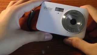 vivitar vivicam s131 16 1mp touch camera review