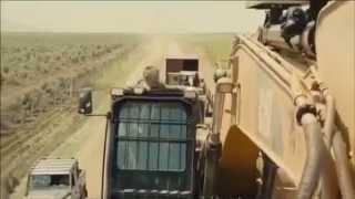 Skyfall clip digger/train scene