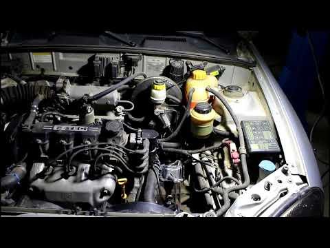 Стук в коробке замена подшипников в МКПП  5часть  Chevrolet Lanos Шевроле Ланос 2008 года