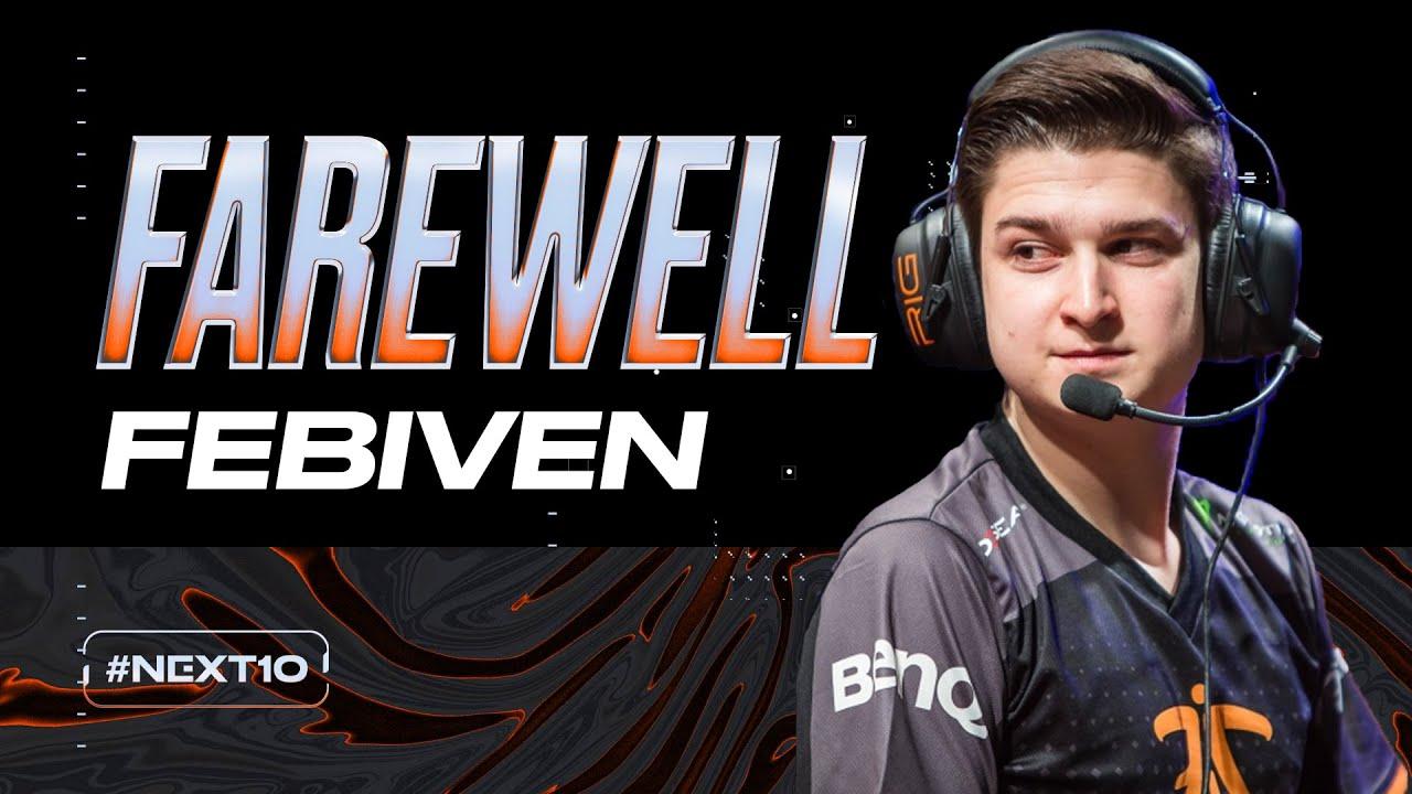 Farewell Febiven