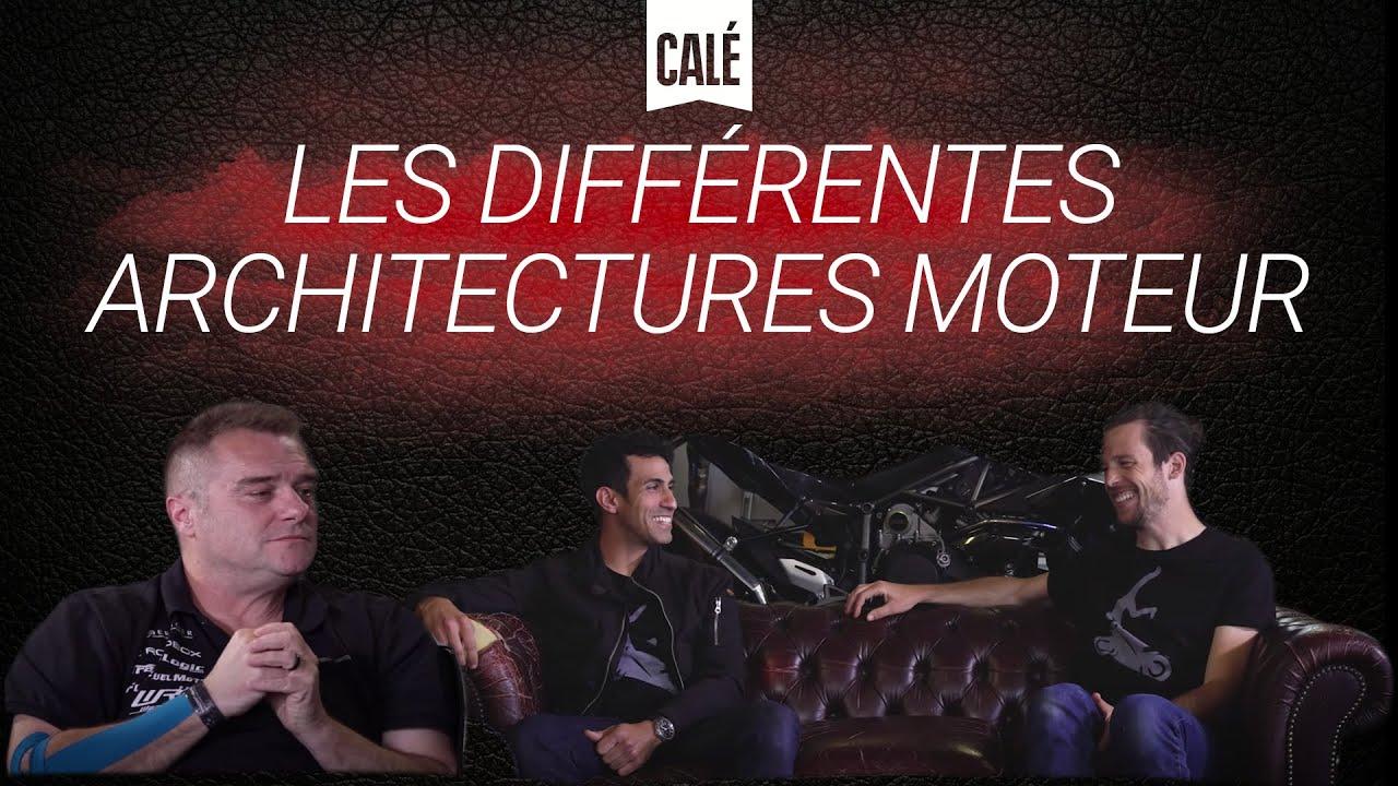 Les différentes architectures moteur - CALÉ