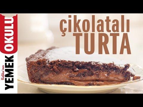 Çikolatalı Turta Tarifi | Böylesini Görmediniz!
