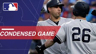 Condensed Game: NYY@KC - 5/19/18