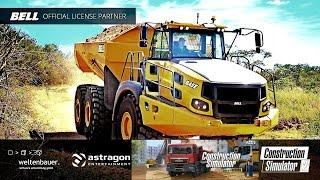 Construction Simulator 2015 - VOLVO A40G