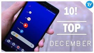 TOP 10! APPS DECEMBER 2017