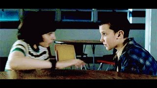 mike and eleven   never let me go