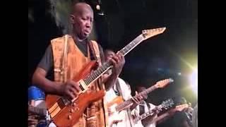 Regard sur le passé: groupe Bembeya Jazz en Swahili