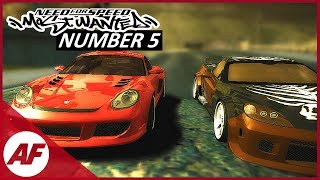 Need for Speed Most Wanted 2005 - Number 5 on a Blacklist Let