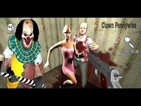 Si Badut Menggila - Horror Clown Pennywise New update
