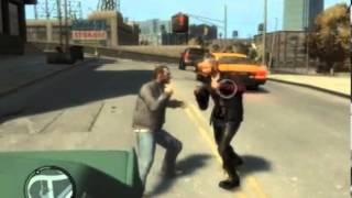 Обзор Grand Theft Auto 4 от Забубенского