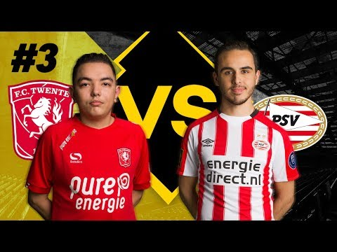 #TWEPSV | Emre Benli vs Ali Riza Aygun | Speelronde 3 | XBOX | eDivisie 1718